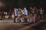 """Moritz Nußbaumer wurde Erster beim Streetcontest und gewann nicht nur einen 24""""-Cruiser von Sunday Bikes, sondern auch drei Kisten Bier, die er bereitwillig zur freien Verköstigung zur Verfügung stellte"""