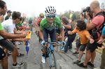 12-09-2018 Vuelta A Espana; Tappa 17 Getxo - Balcon De Bizkaia; 2018, Movistar; Valverde, Alejandro; Balcon De Bizkaia;