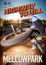 Der Highway to Hill 2019 findet vom 1.-2.6. statt und auch in diesem Jahr ist das BMX-Festival im Berliner Mellowpark natürlich ein absoluter Pflichttermin!