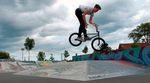 Chris Schmitz hat für ein Selfie in bewegten Bildern den Paderborner Skatepark als Motiv ausgesucht. Hier ist das Video von seiner Stippvisite.