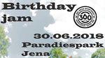 Johannes Winkelmann feiert am 30. Juni 2018 im Paradiespark Jena seinen 23. Geburtstag und ihr seid alle herzlich dazu eingeladen. Mehr dazu hier.