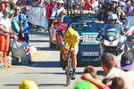 Wird Titelverteidiger Chris Froome (hier bei der Tour de France 2017) wieder im Einzelzeitfahren seine Führung behaupten? Oder wird es ganz anders, als man denkt? (Foto: ASO)