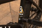 Der Getaway ist Isaac Lessers Signaturerahmen von Mankind Bike Company