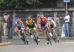 13-10-2018 Giro Di Lombardia; 2018, Bahrain - Merida; 2018, Lotto Nl - Jumbo; Nibali, Vincenzo; Roglic, Primoz; Como;