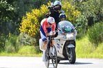 Bei der 10. Etappe des Giro d