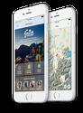 Die Guidefinder App fürs Smartphone