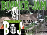 Die Homies vom BMX Bunch Zeven laden am 5. Mai 2018 zu einer entspannten Session an ihrem Localspot ein. Infos zum Bunker-Jam gibt es hier.