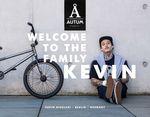 Kevin Nikulski ist ab sofort für Autum Bicycles unterwegs