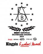 European Skater of the Year 2013