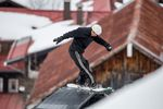 Moritz Kläger im Crystal Ground Snowpark  Pic: David Lis