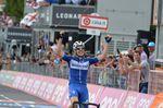 Schachmann ist ein vielversprechender Fahrer. Er hatte 2018 eine starke Saison: Auf der 18. Etappe beim Giro d
