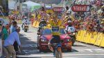 Tour de France 2015 - 10. Etappe - Chris Froome gewinnt mit viel Vorsprung. (Foto: Sirotti)