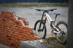 Santa Cruz V10 downhill mountain bikes from america and canada
