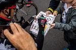 Die Kleinsten sind bei der Tour de France die größten Fans – und vielleicht die Stars von morgen.