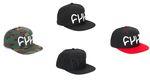 Produkt des Tages: Egal ob in camo oder ganz klassisch in schwarz, die Stylepolizei ist mit der Cult Starter Snapback stets auf deiner Seite.