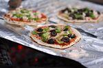 Van Life Camping Recipe Tortilla Pizza The Dirty Gourmet