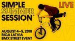 Für das Finale der Simple Summer Session 2018 in Riga (Lettland) haben sich einige der besten Streetfahrer der Welt qualifiziert. Hier gibt