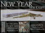 Darkwood BMX Flyer
