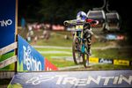 Rachel Atherton. The GT rider looks so, so strong, confident and of course fast on her bike at all times. She is phenomenal, and well deserving of her series title. Seb Schieck photo