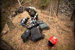 Christoph Daheim hat das Video HOMEWARD gefilmt. Hier macht er seine Drone für die Steilhang