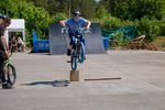 Egal ob Anfänger oder Fortgeschrittene, jeder ist beim BMX-Workshop im Skatepark Lohhof willkommen