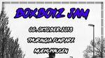 Am 6. Oktober 2018 geht im Thuringia Funpark von Mühlhausen (Thüringen) der Boxboys Jam in die nächste Runde. Hier erfährst du mehr.