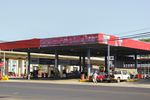 Tankstelle in Liberia