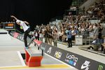 Street League Skateboarding in der Olympia-Eishalle. Foto: Munich Mash