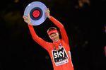 In 2017 gelang Chris Froome der Tour-Vuelta-Doppelsieg. Die Erfahrung, so hofft er, wird sich bei der Vorbereitung zur Giro-Tour-Doppelteilnahme auszahlen. (Foto: Sirotti)