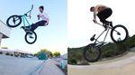 Matt Nordstrom und Matt Ray zeigen in diesem beiden Videos technisches Streetfahren mit unverkennbaren Flatlandanleihen. Oder anders gesagt: Hier brennt