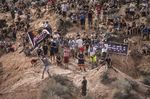 Zuschauer bei Red Bull Rampage 2016; Foto: Christian Pondella/Red Bull Content Pool