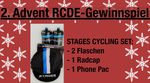 STAGES CYCLING 2. Advent Gewinn-Set
