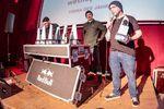 Bodo Hellwig nahm im Namen von wethepeople den Award für die Firma des Jahres entgegen, schließlich vertreibt er über SIBMX den sechsmaligen Gewinner der freedombmx Awards in Deutschland