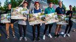 Hier findest du alle Park, Miniramp-, Street- und Dirtergebnisse vom Butcher Jam 2018 im Schlachthof Skate- und BMX-Park Flensburg.