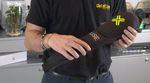 Bei Fuse Protection hat man die Shinpads sowie die Schienbein-Knieschoner-Kombo aus der Omega Line überarbeitet und außerdem gibt es jetzt neue Handschuhe.