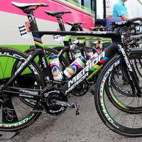 Das Merida Reacto KOM trug Rui Costa erfolgreich durch zahlreiche Rennen. Bei der Tour de France 2014 wird er jedoch nicht mehr mitfahren. Er musste die Tour wegen Atembeschwerden beenden.