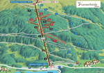 Strecken Lenzerheide Bikepark