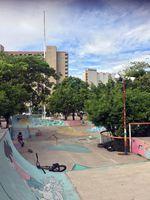 Der Skatepark von Puerto Vallarta