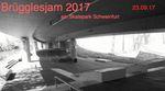 Auch dieses Jahr findet am 23. September 2017 wieder der Brügglesjam im Skatepark von Schweinfurt statt. Hier erfährst du mehr.