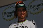 Peter Sagan - Weltmeister und Sieger der 3. Etappe der Tour de France 2017.