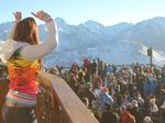 Folie Douce apres ski party alps