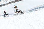 Rodeln ist eine verdammt gute Alternative zum Skifahren! credit: Ötztal Tourismus / Alexander Lohmann