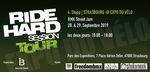 Stuff for tricks all day long: Vom 28.-29. September 2019 legt die Ride Hard Session Tour einen Stopp auf der Expo du Vélo in Strasburg (Frankreich) ein.