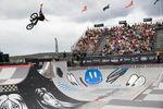 Larry Edgar flog auch beim Vans BMX Pro Cup in Australien mal wieder höher als alle anderen