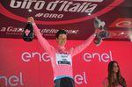 Bob Jungels führt in der Gesamtwertung. Foto: Sirotti