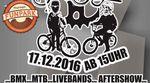 Bevor es besinnlich wird, veranstalten die BoxBoyz am 17. Dezember 2016 noch schnell einen BMX- und MTB-Jam im Thuringia Funpark. Hier erfährst du mehr.