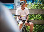 Während Paul Thölen auf dem FISE in Montpellier (Frankreich) bis ins Halbfinale kam, verlustierte sich sein Bruder Max auf seinem 22-Zoller im Mellowpark