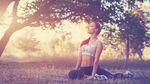 yoga warm up
