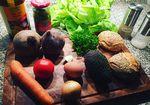 Frische Zutaten sind das A und O einer gesunden ausgewogenen Ernährung.