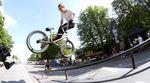 Summervibes im Baltikum: Hier sind die Highlights vom BMX-Streetcontest auf den Ghetto Games 2018 in Ventspils (Lettland).